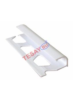 10 mm PVC Dış Köşe Fayans Çıtası